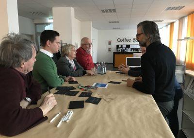 Bürgercafé @ UMSICHT am 23. März 2018